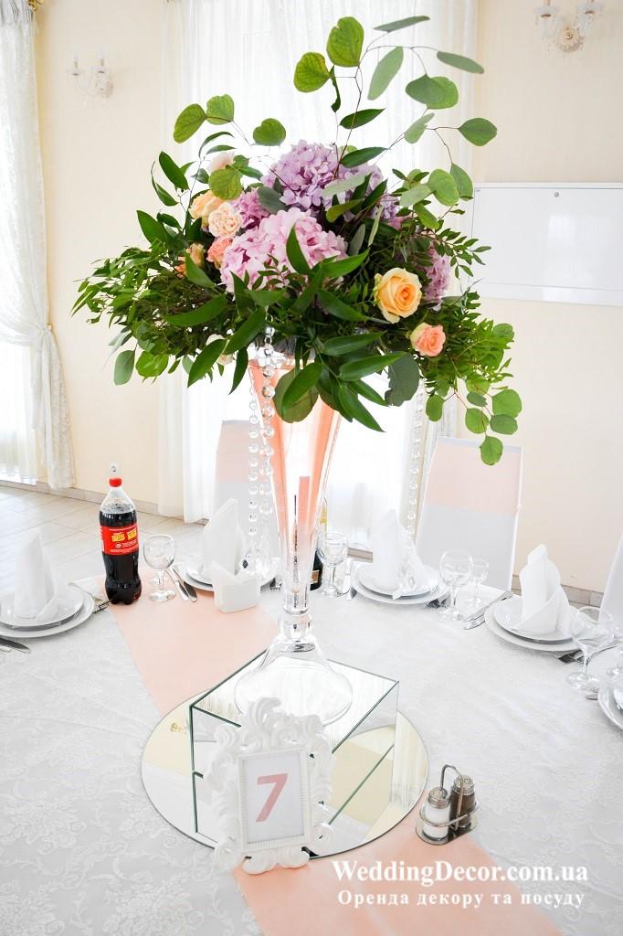 Рамки для номерків на столи гостей на весілля у Львові